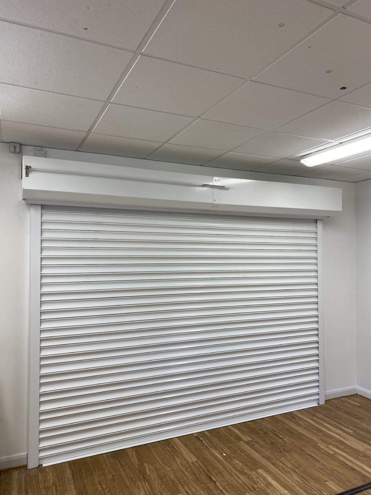 60min rated Fire shutter