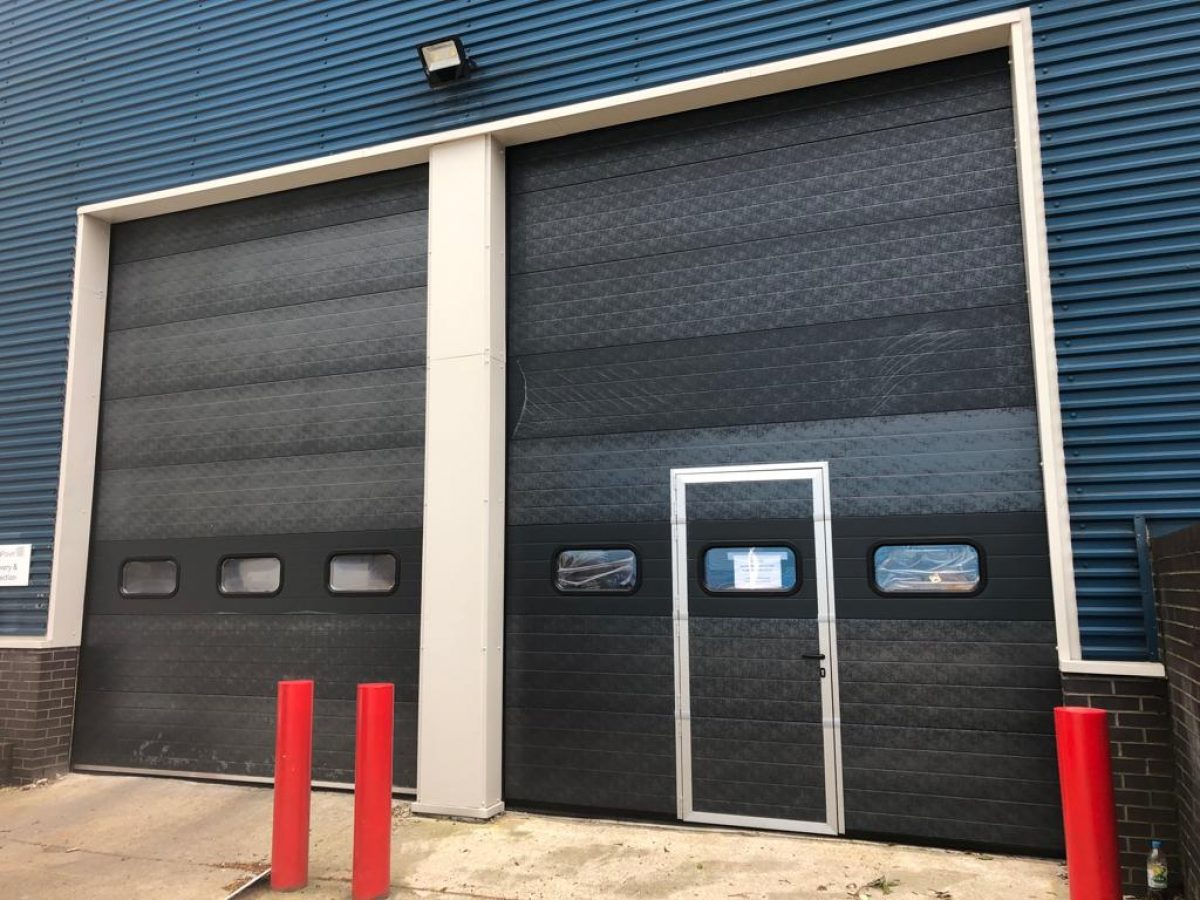 Ceres Power Redhill Doors